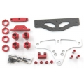 ST Racing Concepts GT-8/Rally Cross Conversion kit for Slash 4x4 (Red)